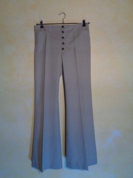 Pantalon beige 70's T.38