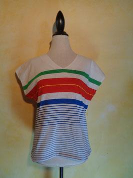 T shirt sport 80's T.38-40