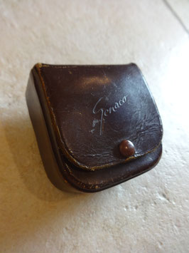 Mini pochette cuir 70's