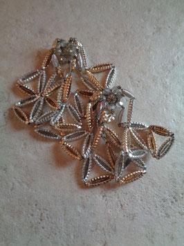 Maxi pendants perles 70's