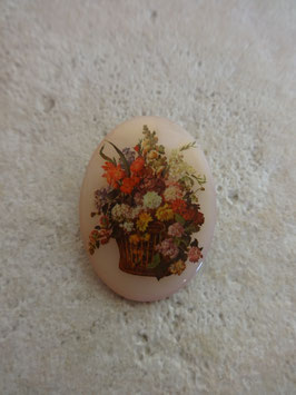 Broche bouquet 70's