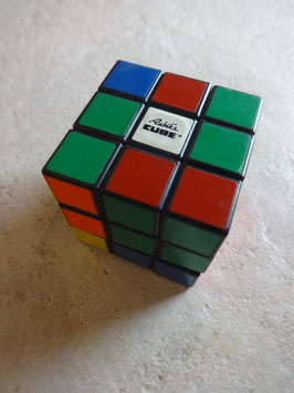 Rubik's cube 80's