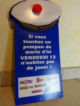 PLV Française des jeux
