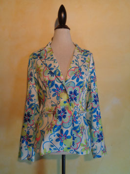 Veste power flower 70's T.38