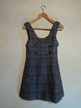 Robe carreaux 60's T.34
