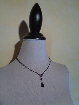 Collier pluie de perle