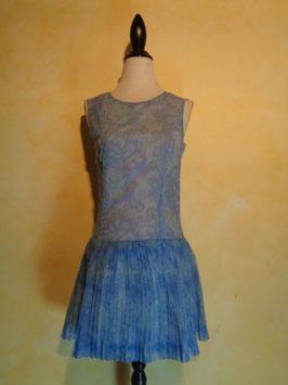 Robe plissée 60's T.36