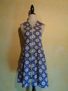 Robe tablier 60's T.40