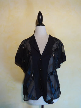 Top strass 80's T.40