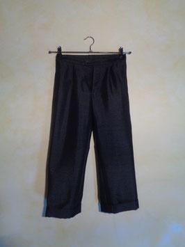 Jupe culotte anthracite T.36