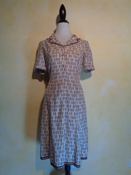Robe traits 70's T.36