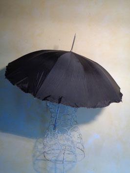 Parapluie fleuri 50's