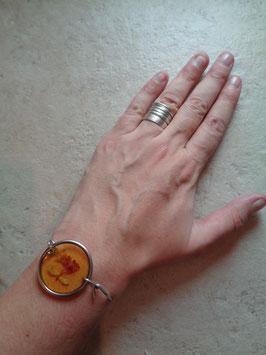 Bracelet 70's herbier