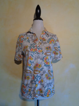 Polo power flower 70's T.38
