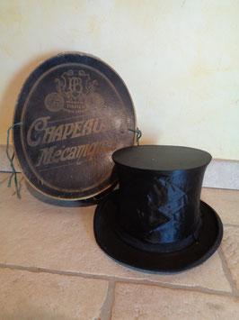 Chapeau claque 1900