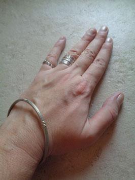 Bracelet jonc fin