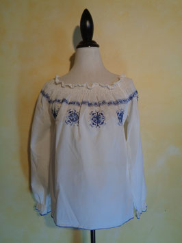 Blouse hippie 70's T.36