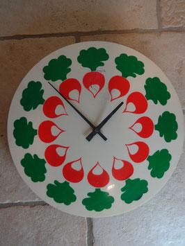Horloge radis 60's