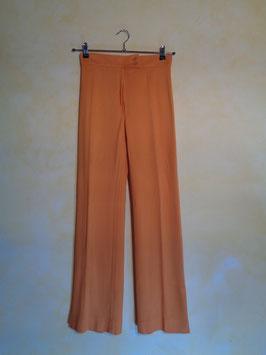 Pantalon orange 70's T.36