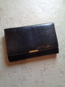 Porte monnaie cuir 70's