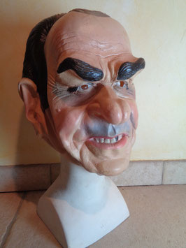 Masque latex Marchais 80's