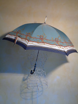 Parapluie preppy