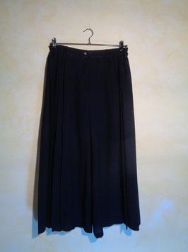 Jupe culotte plissée 80's T.42