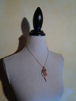 Collier femme 60's