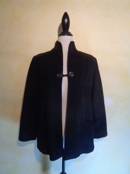 Manteau cape 40's T.36-38