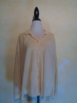 Chemise coquille d'oeuf 90's T.44