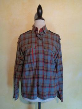 Chemise à carreaux 90's T.38