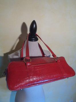 It bag rouge 60's