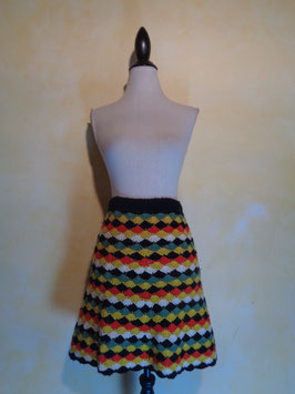 Jupe crochet 60's T.36
