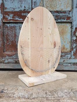 --DAFFODILS--Grosses Holzei aus Palettenholz