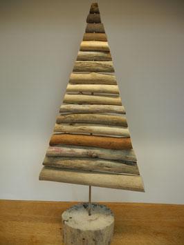 --FIR II -- Grosser Weihnachtsbaum aus Treibholz