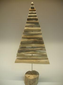 --KUUSI II -- Mittlerer Weihnachtsbaum aus Treibholz