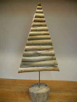 --FIR III -- Grosser Weihnachtsbaum aus Treibholz