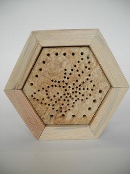 --BEIELI CHALET II-- Nisthilfe für Wildbienen klein