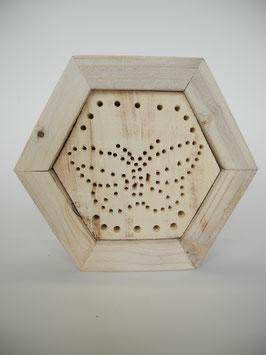 --BEIELI CHALET-- Nisthilfe für Wildbienen klein