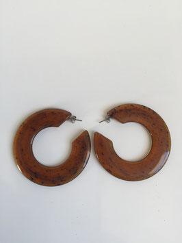 Nr 1214 oorsteker kunststof diameter 6,5 cm