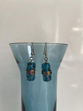 Nr 9012 blauw glas