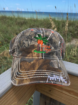 Grow a Pair Realtree Camo Hat