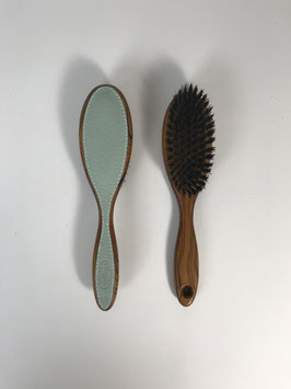Hair brush l mint