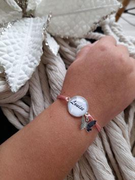 Bracelet enfant fille , lien au choix