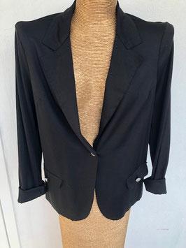 Schwarzer Blazer  auch passende Hose Lieferbar
