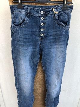 Jeans 5 knöpfe