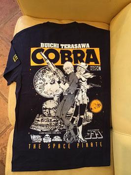 コブラ-COBRA-(黄金とダイヤ) Tシャツ