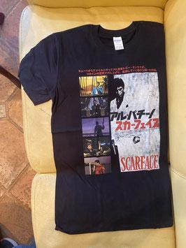 スカーフェイス(Scarface)Tシャツ