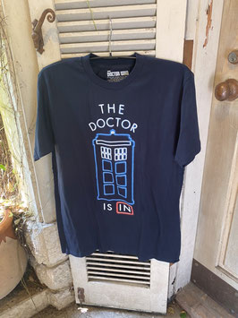 Dr. Who Tシャツ