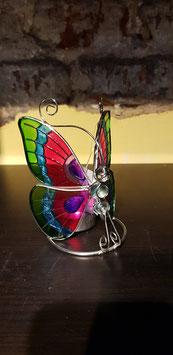 Tiffany Theelichthouder Vlinder 500249